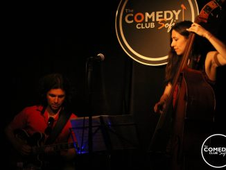 stand up comedy and jazz